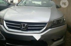 Tokunbo Honda Accord 2013 Model Silver