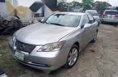 Neat Foreign used Lexus ES 2007 Silver