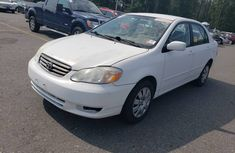 Toyota Corolla for Sale in Lagos Foreign Used 2004 Model