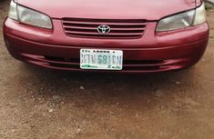 Clean used 2001 Toyota Camry
