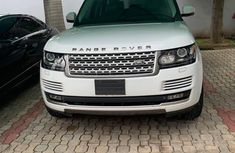 Very Clean Foreign used 2014 Land Rover Range-Rover