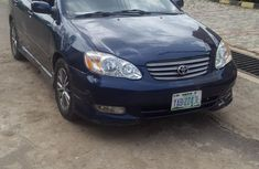 Toyota Corolla for Sale in Lagos Nigeria Used 2003 Model