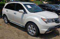 2008 Used Acura MDX Foreign White for Sale