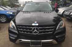 Mercedes Benz ML 350 2011 Model Foreign Used