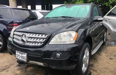 Mercedes Benz ML 350 2008 Model Foreign Used