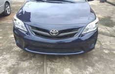 Toyota Corolla for Sale in Lagos Tokunbo 2012 Model Blue