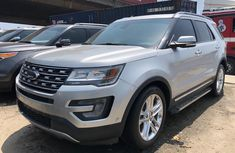 Ford Explorer 2016 Foreign Used Silver SUV for Sale