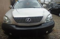 Lexus RX 330 Used 2005 Model Silver