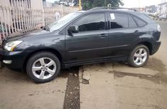 2005 Lexus RX Foreign Used Black Jeep for Sale