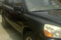 2004 Honda Pilot Black Tokunbo for Sale in Apapa