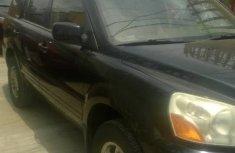 2004 Honda Pilot Black Tokunbo for Sale in Apapa