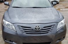 Nigeria Used Toyota Camry Brown 2008 Model for Sale