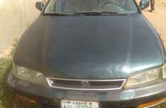 Nigeria Used Honda Accord Sedan 1997 Model