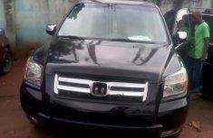 2007 Honda Pilot Black Tokunbo for Sale