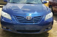 Very Clean Foreign used Toyota Camry 2008 2.4 LE Blue