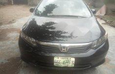 Nigerian Used Honda Civic 2013 Black