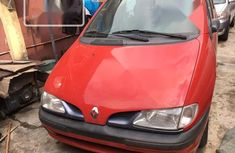 Very Clean Foreign used Renault Megane 2004 1.6 Grandtour Authentique Red