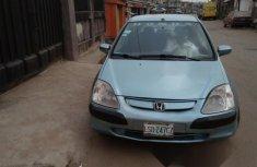 Nigerian Used Honda Civic Hatchback 2002 Green