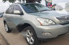 Nigeria Used Lexus RX 330 2005 Model Grey