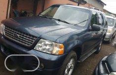 Tokunbo Ford Explorer 2004 Model AWD XLT Sport 4.6 Blue