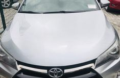 Foreign Used Toyota Camry 2015 Gray