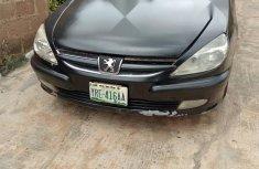 Nigerian Used Peugeot 607 2010 Black