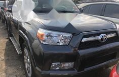 Neat Foreign used Toyota 4-Runner 2011 Gray