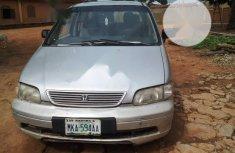 Nigeria Used Honda Odyssey 2.3 1999 Model Silver