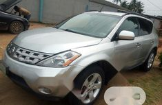 Tokunbo Nissan Murano 2004 Model SL AWD Silver