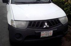 Nigerian Used Mitsubishi L200 2008 2.5 DI-D Double Cab White