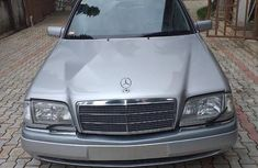 Foreign Used Mercedes-Benz C180 2000 Silver