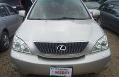 Foreign Used Lexus RX 2004 Silver