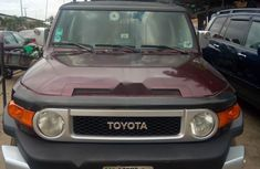Nigeria Used Toyota FJ Cruiser 2008 Model