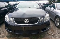 Very Clean Foreign used Lexus GS 2006 Blue