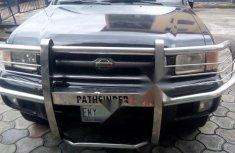 Nigeria Used Nissan Pathfinder 2000 Black