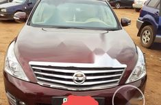 Very Clean Nigerian used Nissan Teana 2008 Red