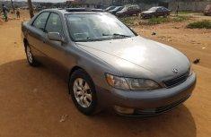 Neat Nigerian used Lexus ES300