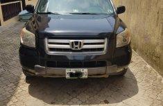 Neat Nigerian Used Honda Pilot 2007