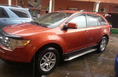 Neat Nigerian Used 2007 Ford Edge