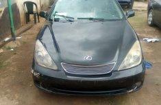 Lexus ES 330 2005 Model Nigeria Used Black for Sale