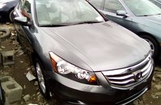 2008 Honda Accord Foreign Used Black for sale