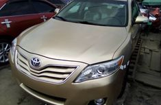 Foreign Used Toyota Camry 2011 Model Gold for Sale