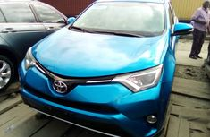 Toyota RAV4 2017 Model Foreign Used for Sale