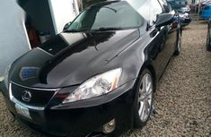 Clean Foreign usedLexus IS 2006 250 AWD Black