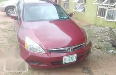 Nigeria Used Honda Accord Sedan LX 3.0 V6 2006 Model