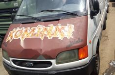 Foreign Used Ford Transit 1997 White