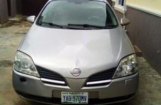 Nigeria Used Nissan Primera 2007 Model 2.0 Visia Silver