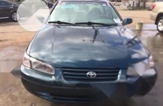 Tokunbo Toyota Camry 1999 Model Automatic Green