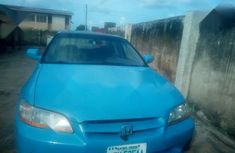 Nigeria Used Honda Accord 2000 Wagon Blue