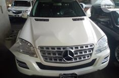 Tokunbo Mercedes-Benz M Class 2011 White